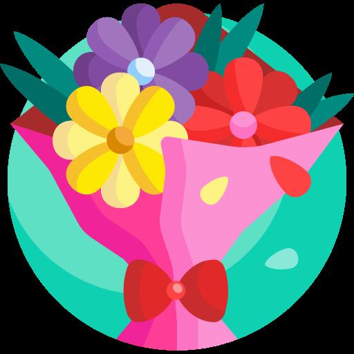 Vad representerar ett blommogram?